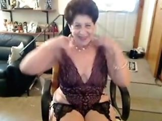 Old Masturbating Granny