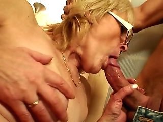 My Wifey's Mommy Is Old Horny Bitch!