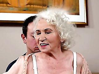 Fat Matures Mega-slut Norma Is Actually Good Enough To Rail Dick On Top