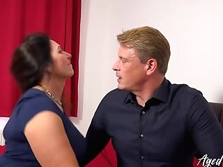 Agedlove Gonzo Matures Paramour Real Estate Broker