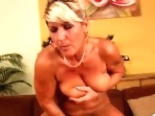 """big-chested Stepmom Rough Banged By Her Toyboy"""