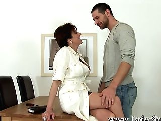 Lady Sonia Gets Fucked By Hubbies Employee - Ladysonia