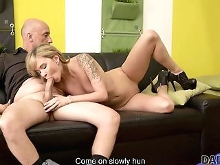 Daddy4k. Pretty Chick Shows Beau's Sexy Advisor All Hookup Abilities