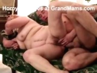 """""""granny Loves It When I Drool In Her Mouth!"""""""