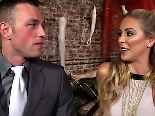 Cherie Deville Predominates And Fucks Man