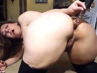 Hot Mummy Licks Ample Dick